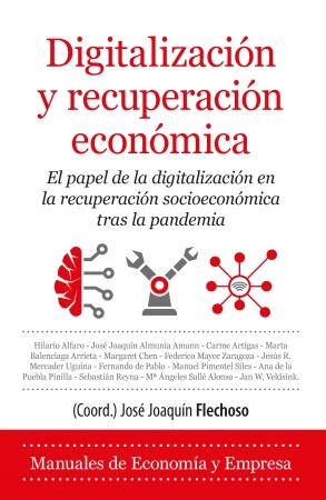 Portada del libro Digitalización y recuperación económica