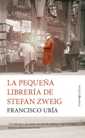 Portada del libro La pequeña librería de Stefan Zweig