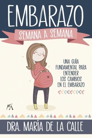 Portada del libro Embarazo semana a semana