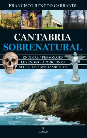 Portada del libro Cantabria sobrenatural