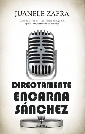 Portada del libro Directamente, Encarna Sánchez