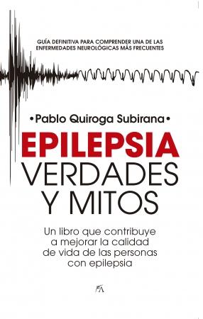 Portada del libro Epilepsia: Verdades y mitos