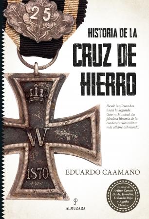 Portada del libro Historia de la Cruz de Hierro