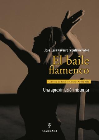 Portada del libro El Baile Flamenco