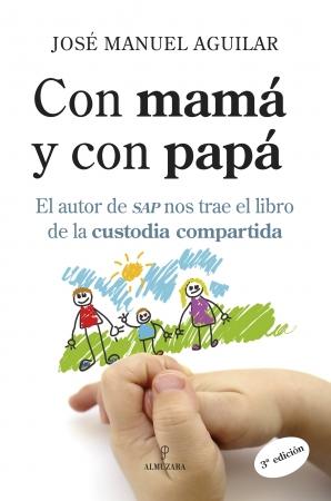 Portada del libro Con mamá y con papá
