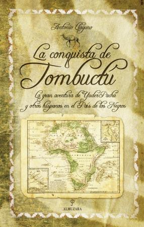 Portada del libro La conquista de Tombuctú