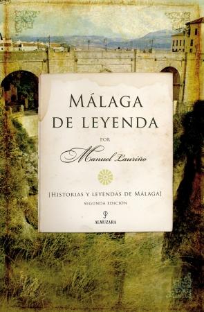 Portada del libro Málaga de Leyenda