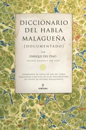 Portada del libro Diccionario del habla malagueña