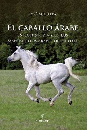 Portada del libro El caballo árabe