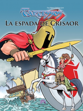 Portada del libro Tartessos. La Espada de Crisaor