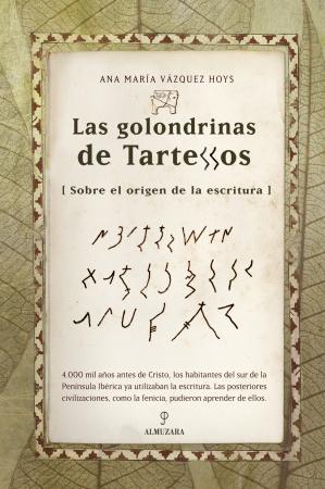 Portada del libro Las golondrinas de Tartessos