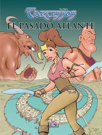 Portada del libro Tartessos. El pasado Atlante