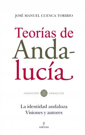 Portada del libro Teorías de Andalucía