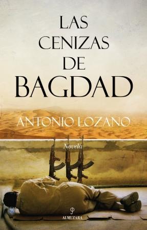 Portada del libro Las cenizas de Bagdad