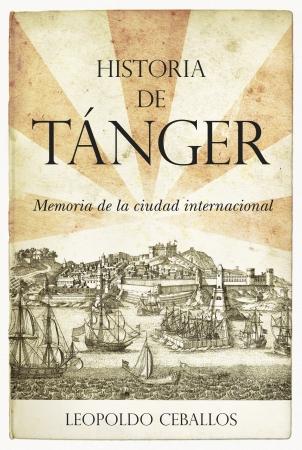 Portada del libro Historia de Tánger