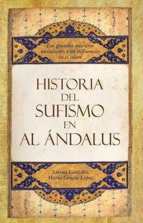Portada del libro Historia del sufismo en al-Andalus
