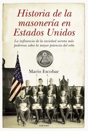 Portada del libro Historia de la Masonería en Estados Unidos