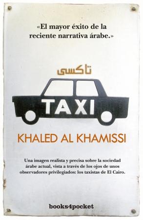 Portada del libro Taxi