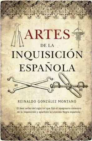 Portada del libro Artes de la Inquisición española