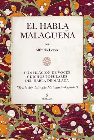 Portada del libro El habla malagueña