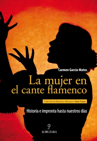 Portada del libro La mujer en el cante flamenco