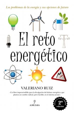 Portada del libro El reto energético