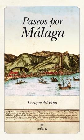 Portada del libro Paseos por Málaga