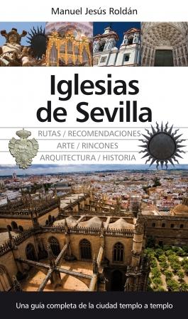 Portada del libro Iglesias de Sevilla