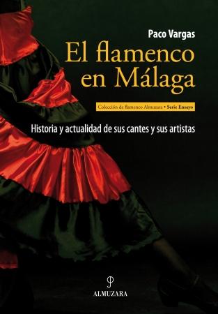 Portada del libro El flamenco en Málaga