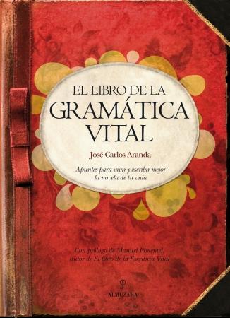 Portada del libro El libro de la Gramática Vital