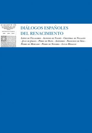 Portada del libro Diálogos españoles del Renacimiento