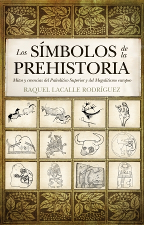 Portada del libro Los símbolos de la Prehistoria