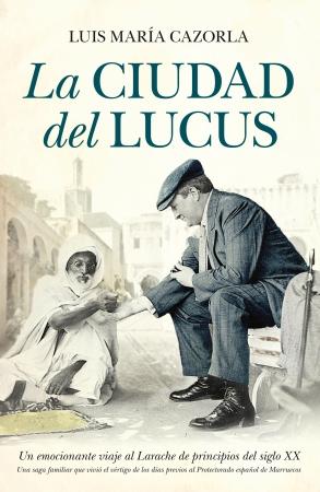 Portada del libro La ciudad del Lucus