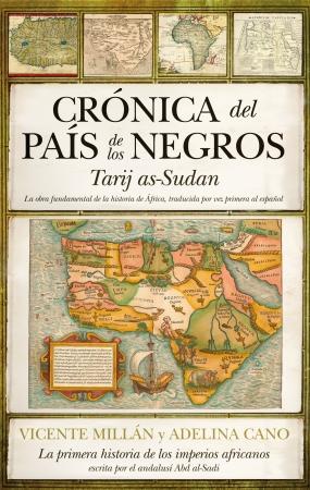 Portada del libro Crónica del país de los negros