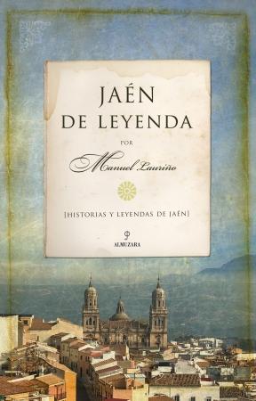 Portada del libro Jaén de Leyenda