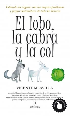 Portada del libro El lobo, la cabra y la col