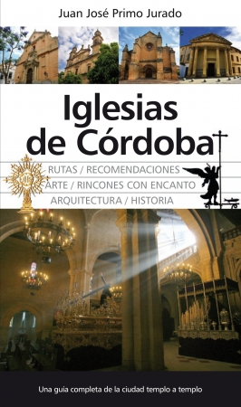 Portada del libro Iglesias de Córdoba