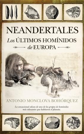 Portada del libro Neandertales