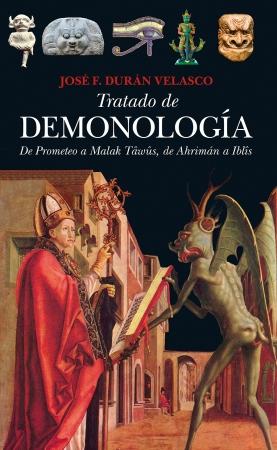 Portada del libro Tratado de demonología