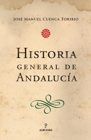 Portada del libro Historia General de Andalucía