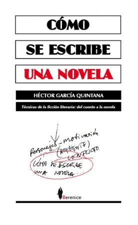 Portada del libro Cómo se escribe una novela