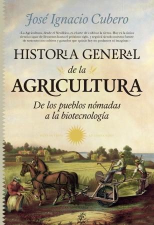 Portada del libro Historia General de la Agricultura