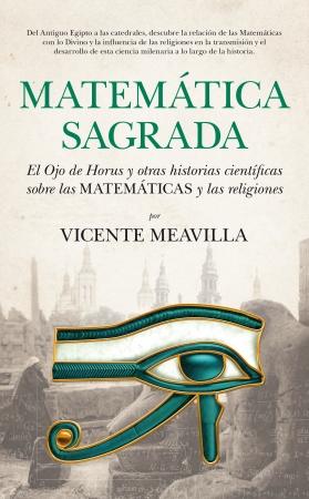 Portada del libro Matemática sagrada
