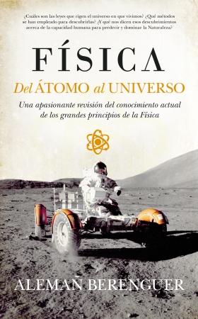 Portada del libro Física. Del átomo al universo