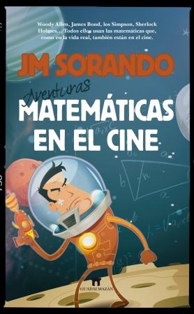 Portada del libro Aventuras matemáticas en el cine
