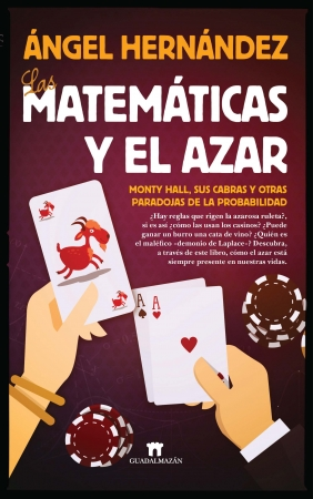 Portada del libro Las matemáticas y el azar