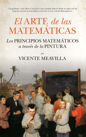 Portada del libro El arte de las matemáticas