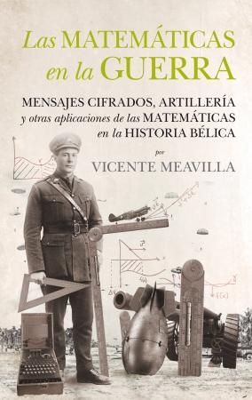 Portada del libro Las matemáticas en la guerra