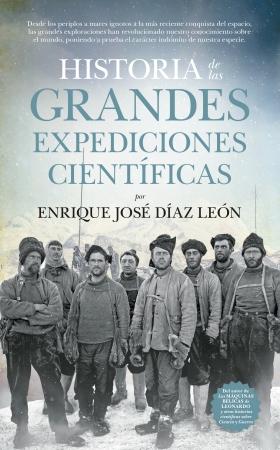 Portada del libro Historia de las grandes expediciones científicas