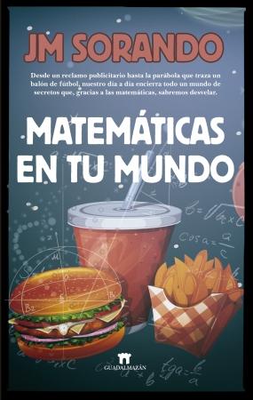 Portada del libro Matemáticas en tu mundo